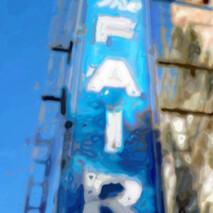 Fair Store Sign