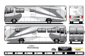 27 Elegant Motorhome Paint Design | assistro.com